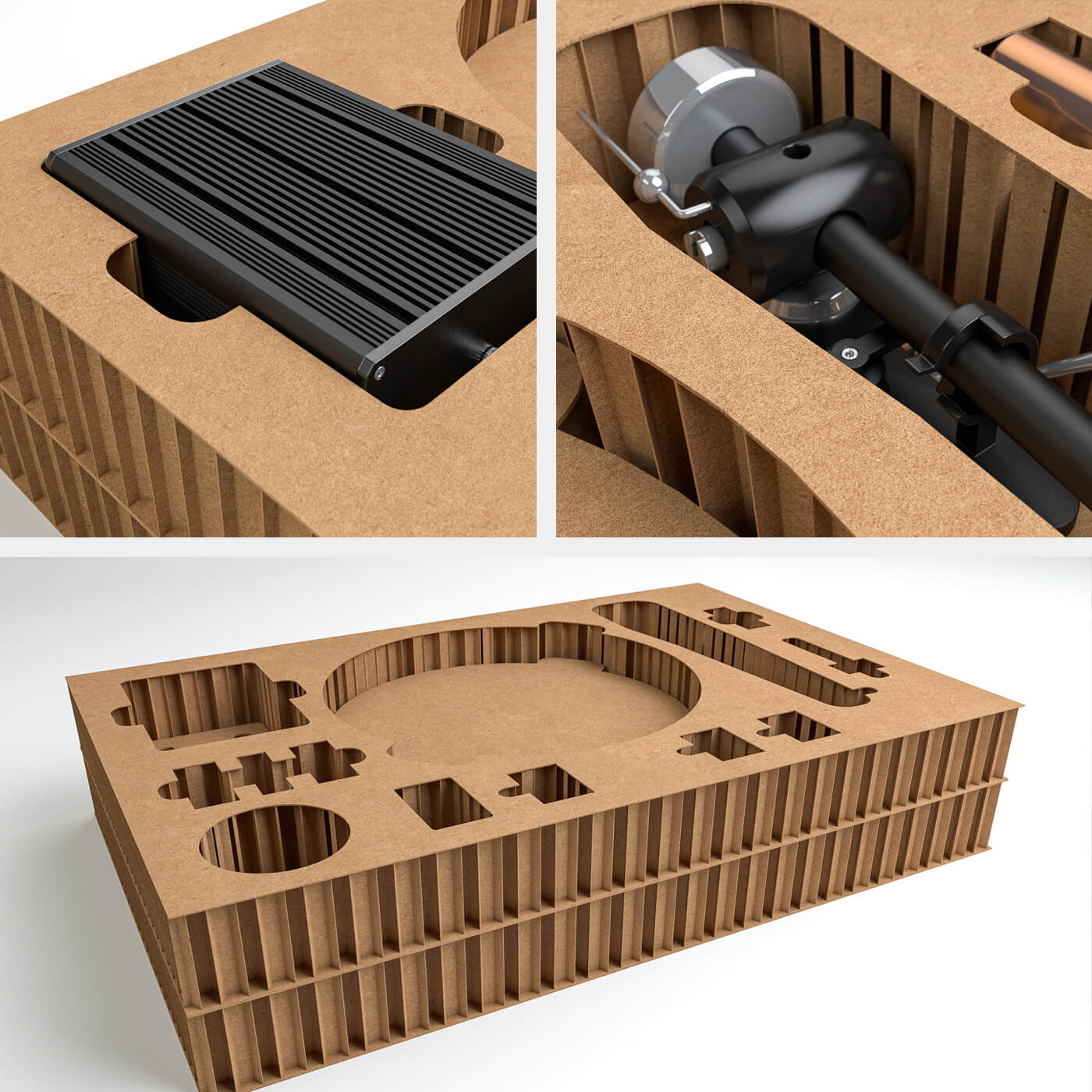 Bespoke packaging solutions by Dufaylite