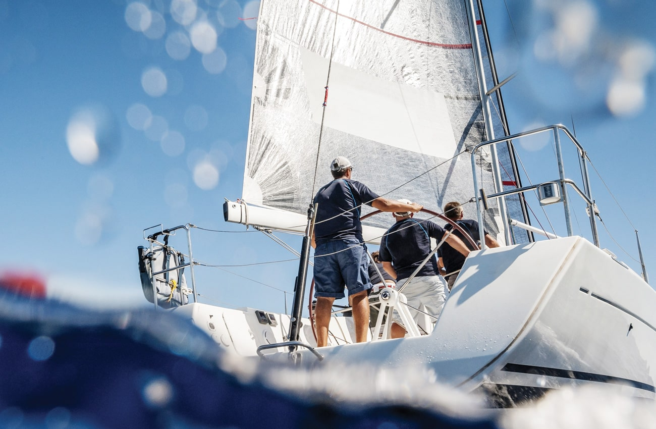 Grapefruit Graphics use Ultra Board for World Sailing Conference