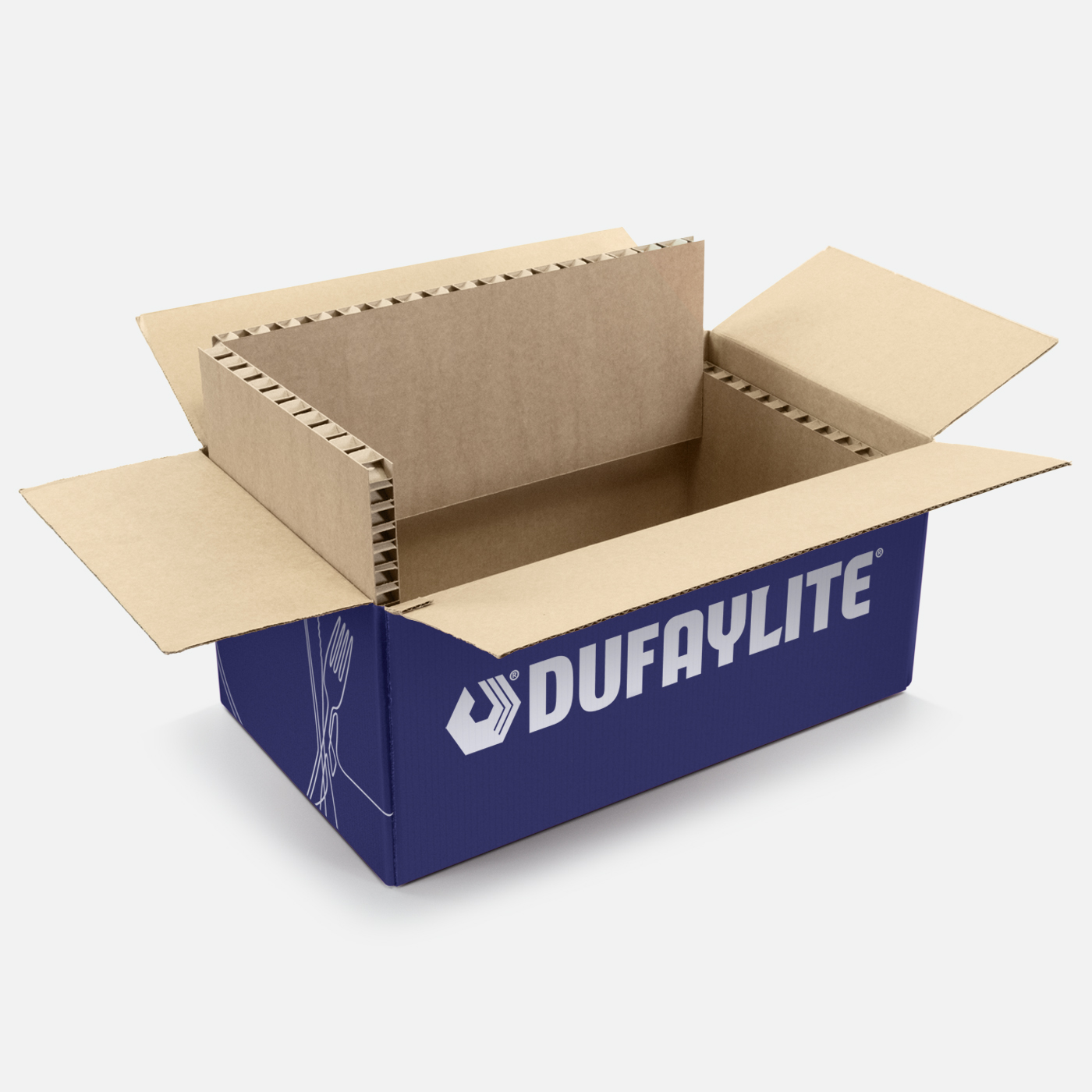 Thermal packaging and protection by Dufaylite